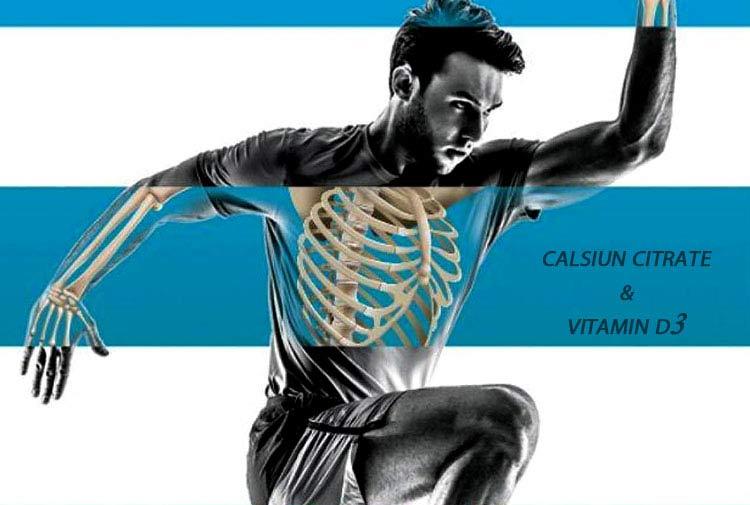 کلسیم سیترات ویتامین د3 نکست ساپلیمنت
