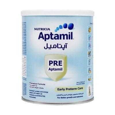 شیر خشک آپتامیل پی آر ای نوتریشیا | ۴۰۰ گرم | مخصوص نوزادان نارس