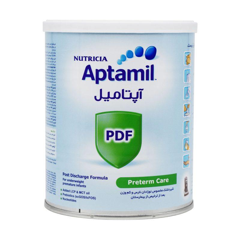 شیر خشک آپتامیل پی دی اف نوتریشیا 400 گرم