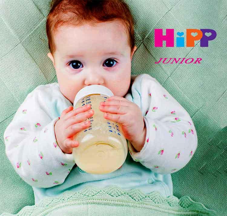 شیر خشک هیپ بالای یکسال
