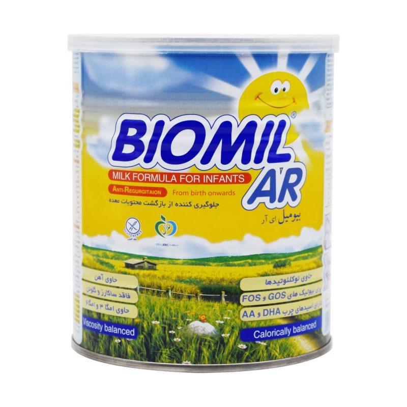 شیر خشک بیومیل ای آر فاسکا 400 گرم