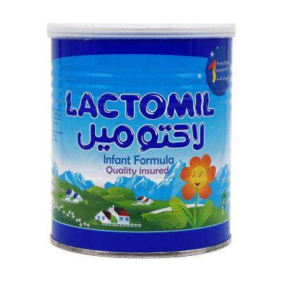 شیر خشک لاکتومیل ۱ | ۴۰۰ گرم | مناسب از بدو تولد تا ۶ ماهگی