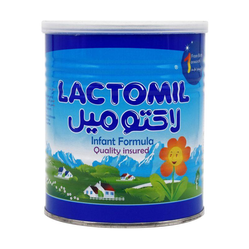 شیر خشک لاکتومیل 1 400 گرم