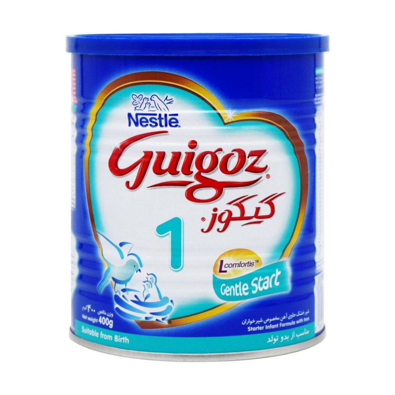 شیر خشک گیگوز 1 نستله 400 گرم