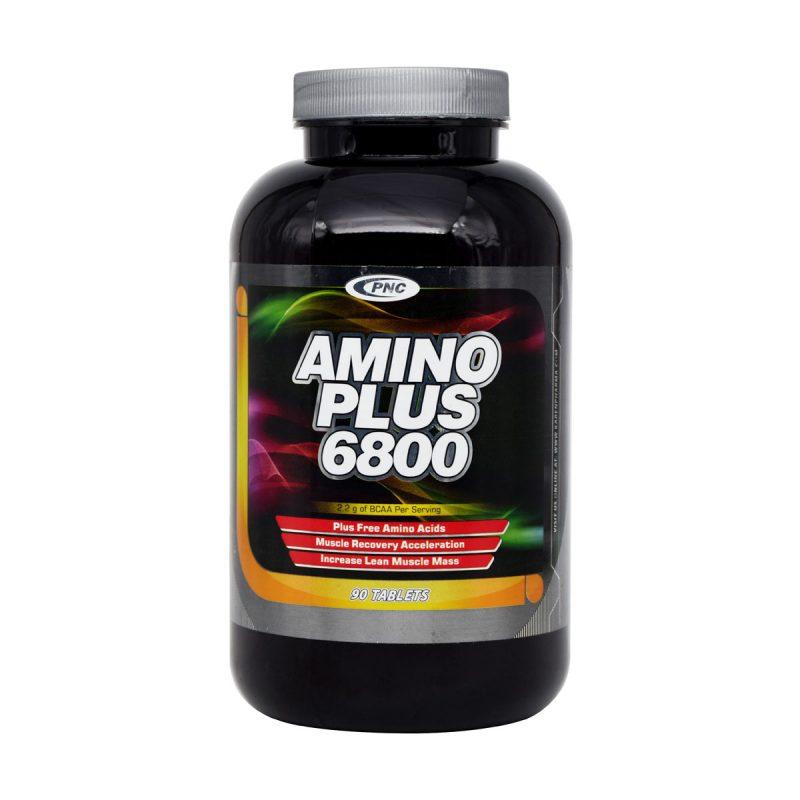قرص آمینو پلاس 6800 پی ان سی 90 عدد