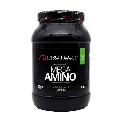 قرص مگا آمینو پروتک | ۱۰۰۰ عدد | افزایش رشد عضلات