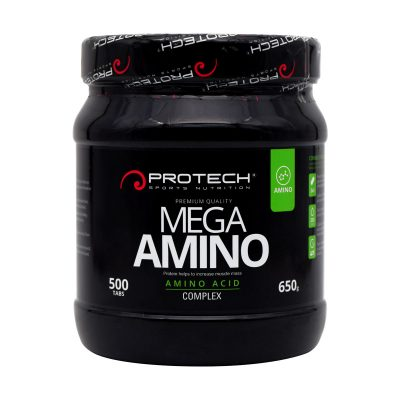 قرص مگا آمینو پروتک | ۵۰۰ عدد | افزایش رشد عضلات