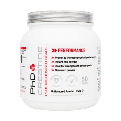 پودر کراتین پی اچ دی | ۲۵۰ گرم |افزایش دهنده قدرت بدنی