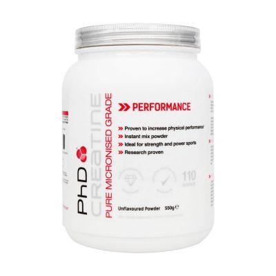 پودر کراتین پی اچ دی | ۵۵۰ گرم |افزایش دهنده قدرت بدنی