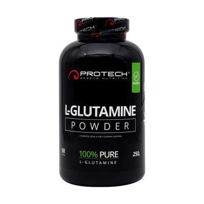 پودر گلوتامین پروتک | ۲۵۰ گرم | افزایش حجم عضلات