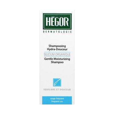 شامپو ارگانیک سیلیسیوم هگور | ۱۵۰ میلی لیتر |مرطوب کننده موی سر