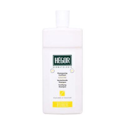 شامپو کراتین هگور | ۵۰۰ میلی لیتر | شوینده و تقویت کننده مو