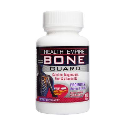 قرص بن گارد هلث ایمپایر | ۱۰۰ عدد | کمک به حفظ استحکام استخوان ها
