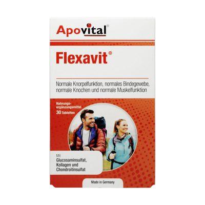 قرص فلکساویت آپوویتال | ۳۰ عدد | کمک به حفظ سلامت مفاصل و استخوانها