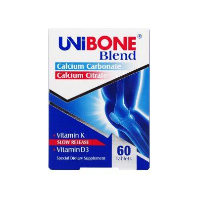 قرص یونی بن بلند لیبرتی سوئیس | ۶۰ عدد | حفظ سلامت استخوان