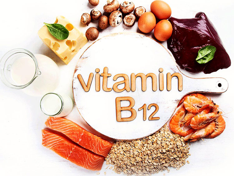 خرید مکمل ویتامین ب 12