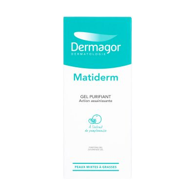 ژل پاک کننده متیدرم درماگور | ۲۰۰ میلی لیتر |پاکسازی ملایم پوست