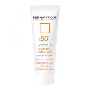 ضد آفتاب فلویید رز بژ پوست مختلط و چرب +SPF50 درماتیپیک