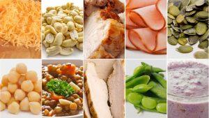 غذاهای محتوی ال-آرژنین