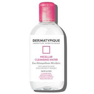 میسلار پاک کننده آرایش پوست های خشک و حساس درماتیپیک
