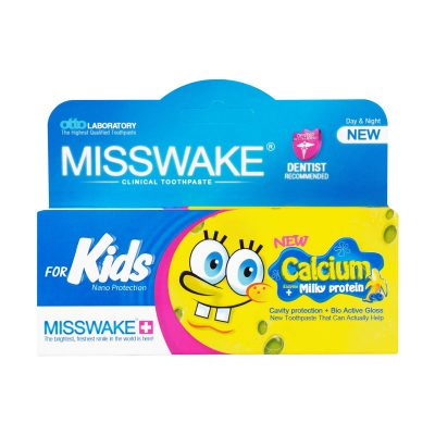 خمیر دندان کودک با طعم موز میسویک | ۵۰ میلی لیتر |شوینده دندان