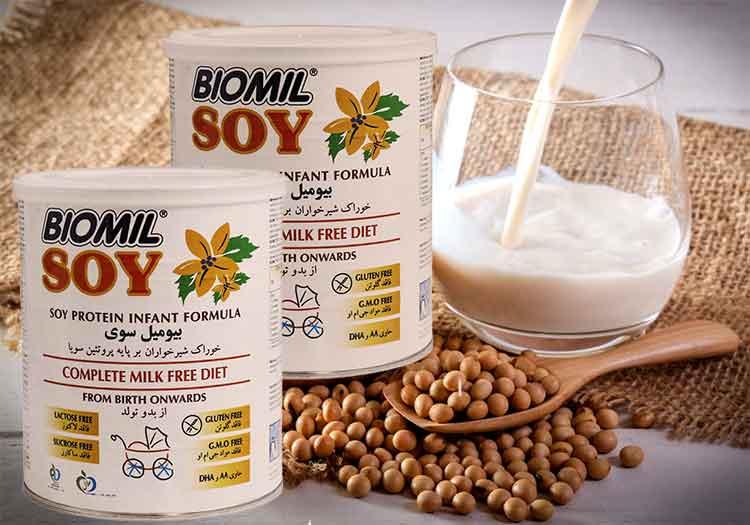Biomil Milk Soy