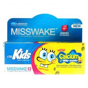 خمیر دندان کودک با طعم موز میسویک