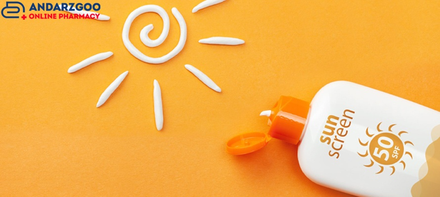 spf در کرم های ضد آفتاب