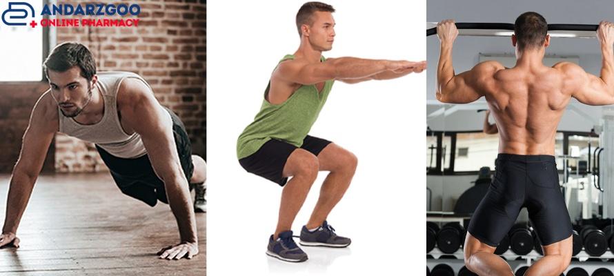 تمرینات قدرتی برای سلامت قلب