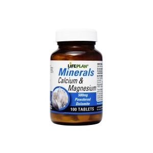 قرص-مینرال-کلسیم-و-منیزیم-لایف-پلن-100-عدد-تقویت-سلامت-استخوان-ها-و-تامین-مواد-معدنی-مورد-نیاز-بدن